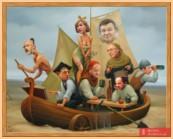 Картины литовского художника
