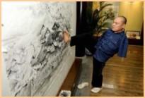 Русский педагог и художник